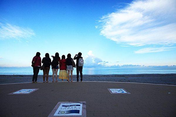 有日昇之乡美誉的台东太麻里乡,推出长达15小时的跨年迎曙光系列活动。(太麻里乡公所提供)