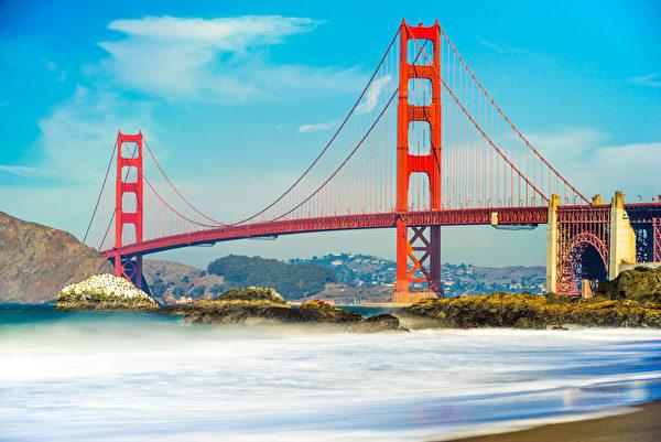 梅肯研究院(Milken Institute)的美国表现最佳的城市排名旧金山(San Francisco)夺冠。(Fotolia)