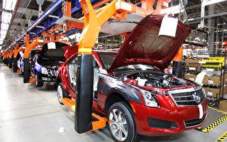 美國12月汽車銷售強勁增長2015年或趨緩