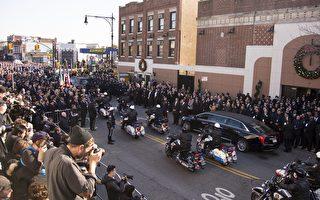 美警察互助會:攻擊警察視同「仇恨犯罪」