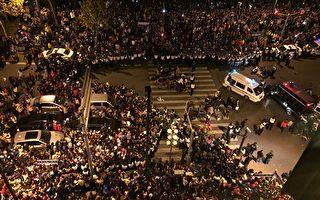 封鎖加監控 「上海踩踏」後現「人權踩踏」
