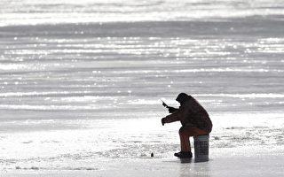 研究:冬季冰薄溺水丧生 儿童偏多