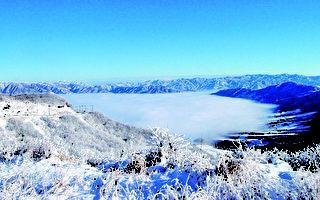 韩国杨口的冬天