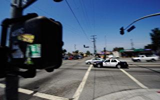 洛杉磯華裔男撞警車自殺未遂