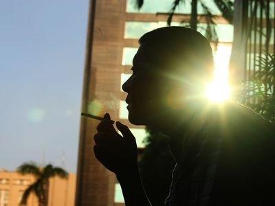臺灣《菸害防制法》新規定上路6年以來,國內吸菸人口已減少89萬人。(中央社/提供)
