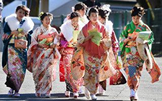 組圖:現代日本少女如此傳統的慶成年
