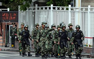 传新疆发生未遂恐袭  警方打死6人