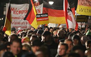 反伊斯兰游行延烧 Pegida让德国右转?