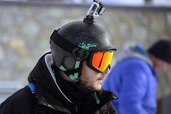 苹果获可穿戴相机专利 与GoPro比拼