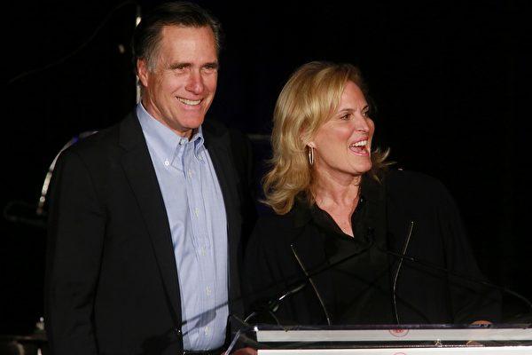 罗姆尼:认真考虑再战2016美国大选