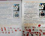 1月中旬,近百名北京民眾首次簽名、按手印聲援營救法輪功學員龐友。(明慧網)