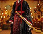 林峯劇中飾演漢武帝。(中天娛樂台提供)