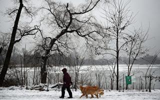 美国历史性暴风雪影响5800万人 5400航班取消