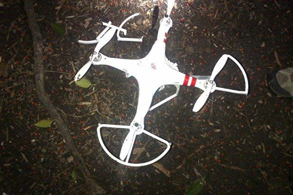闖白宮飛行器更新軔體 限制飛行禁區