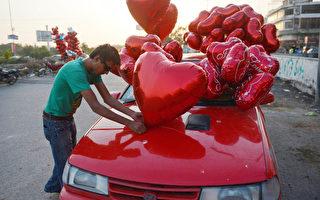 SCE:情人节天空只应飘着爱 而不是气球