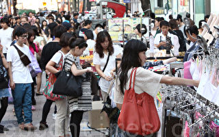 13萬中國人新年赴韓 熱衷時尚美容品和美食
