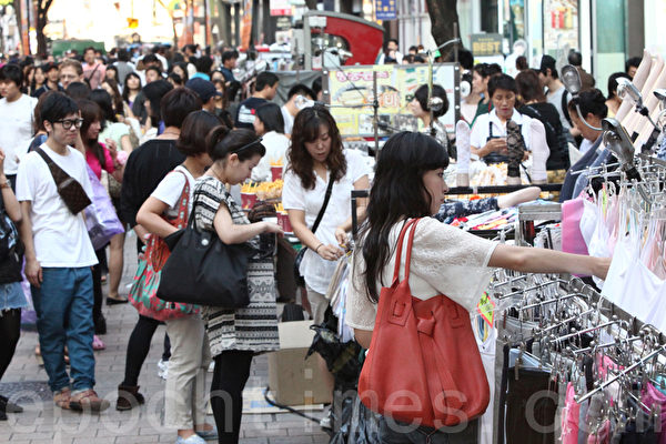 13万中国人新年赴韩 热衷时尚美容品和美食