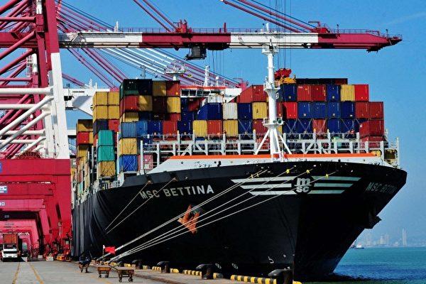 中國1月份進口出口雙跌 貿易順差創新高