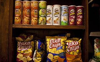 研究:中國和印度食用最多垃圾食物