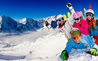 冬季度假好去处 美国十大滑雪胜地