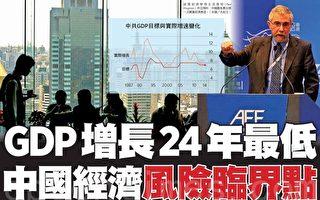 大陆经济一月数据恶化 2015年或艰难