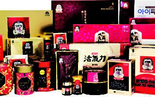 「正官庄」:高麗蔘第一品牌