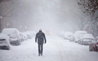 美国暴风雪袭击多州 6500万人受影响
