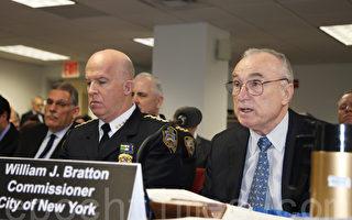 2015科技年 纽约警察变新潮