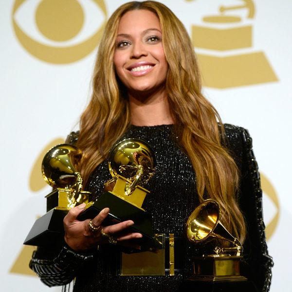 碧昂絲收穫了最佳環繞音響專輯等3獎,成績不俗。(Frazer Harrison/Getty Images)