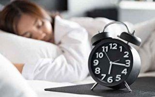 研究:睡眠不足 老年痴呆症風險大增