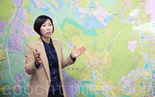 韓國投資移民諮詢師、金海市「大陸房地產中介所」所長、有名的房地產諮詢專家金渶淑。(全宇/大紀元)