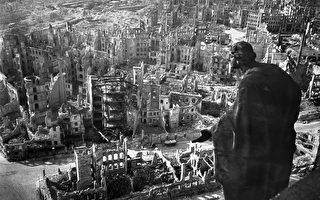 德國德累斯頓紀念遭盟軍轟炸70週年