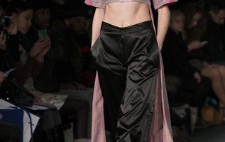 組圖:紐約時裝週展現東西方柔和感性美