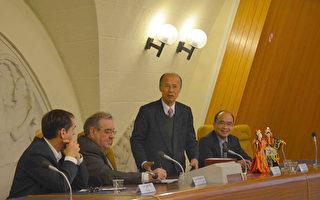 吕庆龙前往贝西亚市洽谈合作