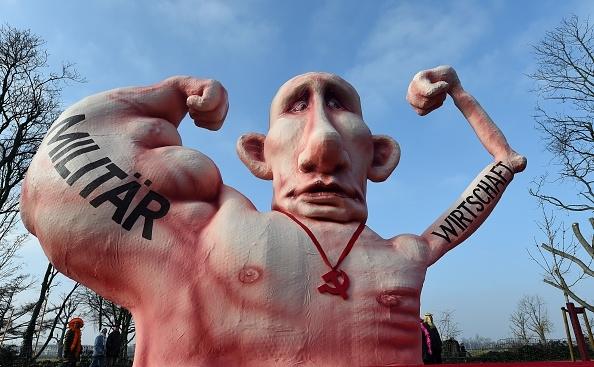 俄國總統普京 (PATRIK STOLLARZ/AFP/Getty Images)