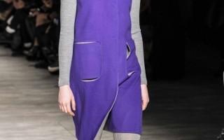 纽约时装周 韩国设计师吹优雅风