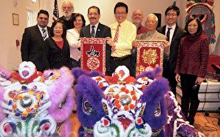 博物館慶新年 中西友人分享傳統