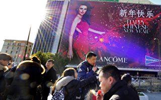 出國過年熱 中國出境遊人數首超境內遊