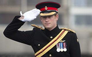 英媒:哈利王子拟离开军队专注慈善