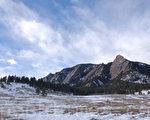 科罗拉多州波德(Boulder, CO)。(EET/大纪元)