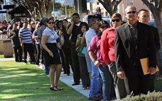 2月加州新增29,400個工作 失業率降至6.7%