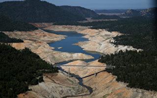組圖:美西千年不遇大旱 加州延長限水