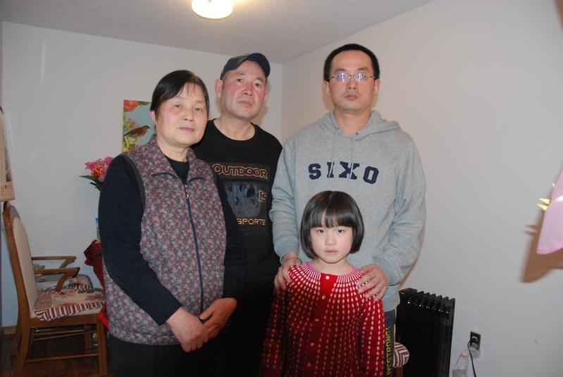 独家:加拿大新移民留下天使般足迹