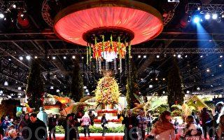 2015费城花展再现迪士尼仙境