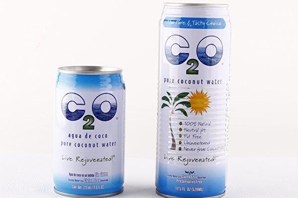 C2O畅销天然运动饮料进台湾了!