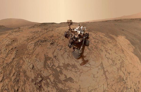 相隔一亿多公里 地球人如何操控火星探测车