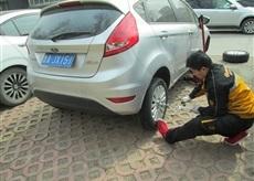 孫文廣:兩會期間我車遭暴力毀胎