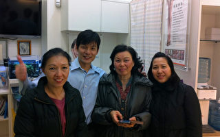 醫療口碑  3華僑來台醫靜脈曲張