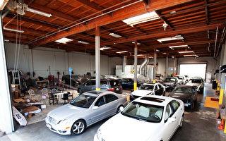 JP車身修理廠:優先替你解決麻煩 使用最好的儀器