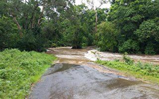 熱帶氣旋內森加強 澳昆省面臨大雨強風
